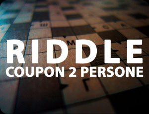 Riddle Escape Room Onewayout