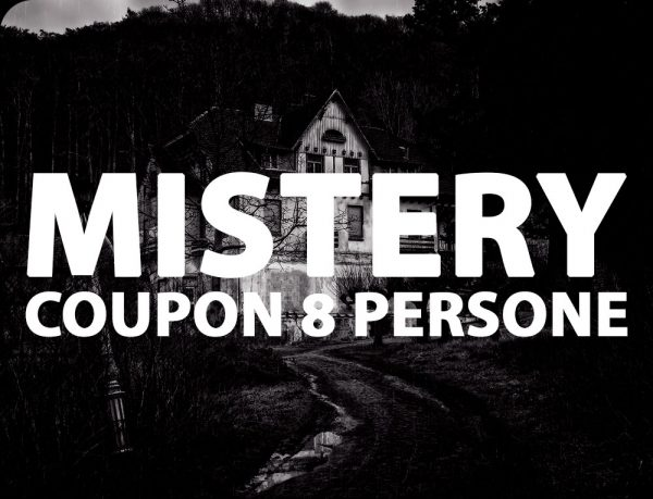 Mistery Coupon Escape Room Onewayout