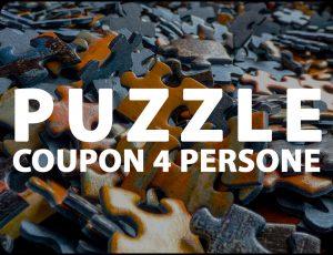 Puzzle Coupon Escape Room Onewayout